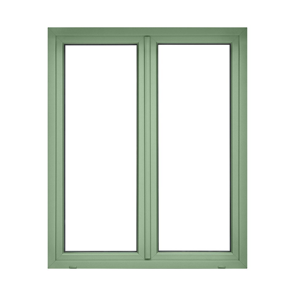 Fenêtre Porte Fenêtre Pvc Alta Color Grosfillex