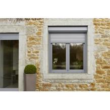 Fenêtre / porte-fenêtre PVC Alta Color coffre volet extérieur
