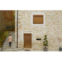 Fenêtre / porte-fenêtre PVC Alta Twin coffre volet exterieur