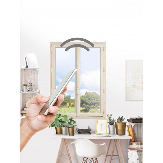 Fenêtre PVC connectée gamme Alta