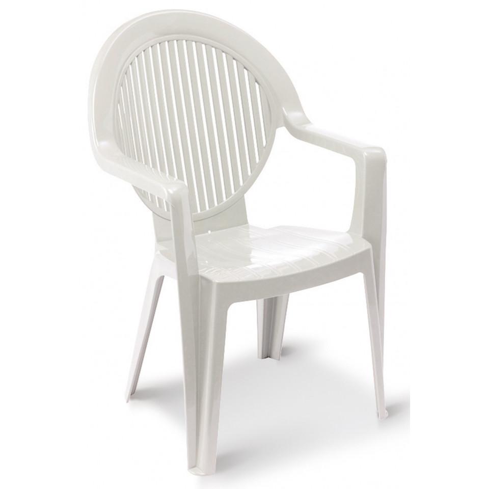 Comment Nettoyer Des Chaises En Plastique Blanc fauteuil de jardin fidji