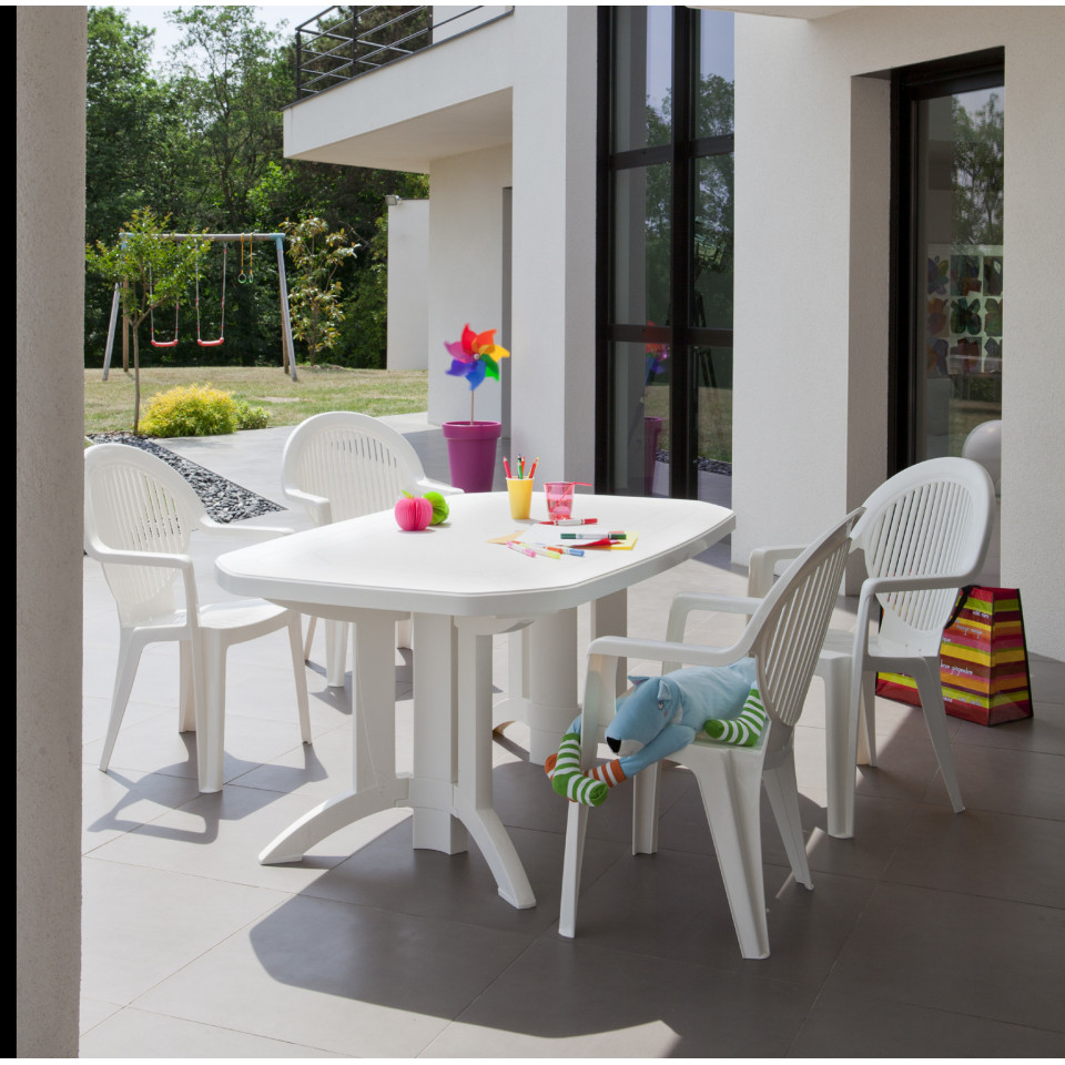 Table de Jardin Vega 165 cm