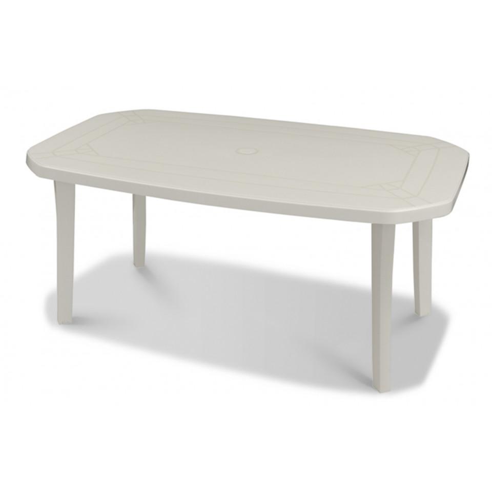 Table de jardin Miami 165 cm