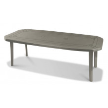 Table de jardin Miami 220 cm