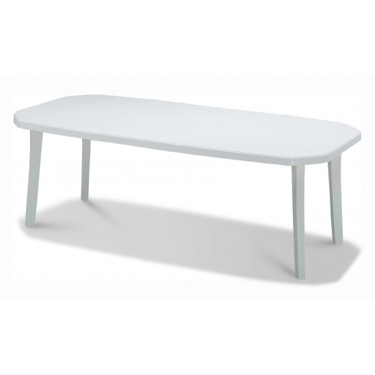 Table de jardin Miami 220 cm