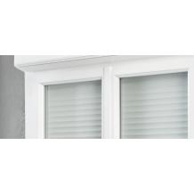 Fenêtre / porte-fenêtre PVC Clartherm avec coffre volet intérieur
