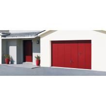 La gamme portes de garage