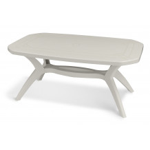 Table de jardin Ibiza 165 cm