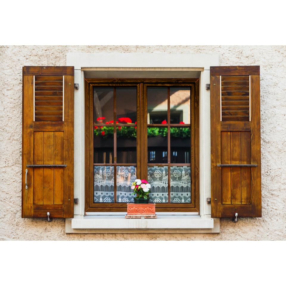 Fenêtre Porte Fenêtre Pvc Alta Twin Grosfillex