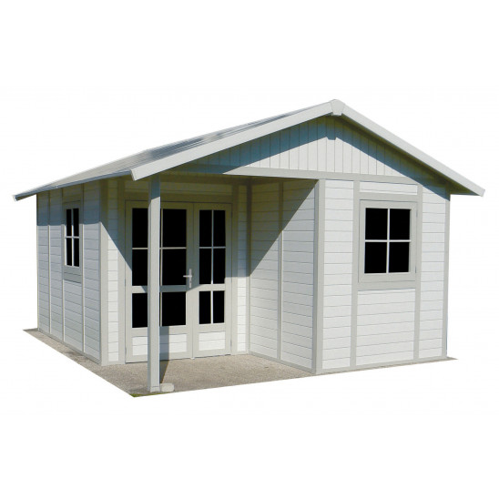 Abri de jardin Déco 20 m²