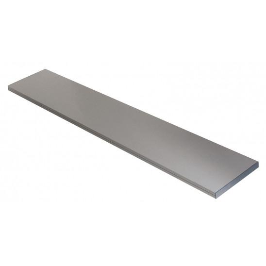 Etagère modulable MODUL'UP plateau 230 cm gris