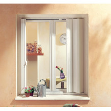 Fenêtre PVC Alta - persienne intégrée