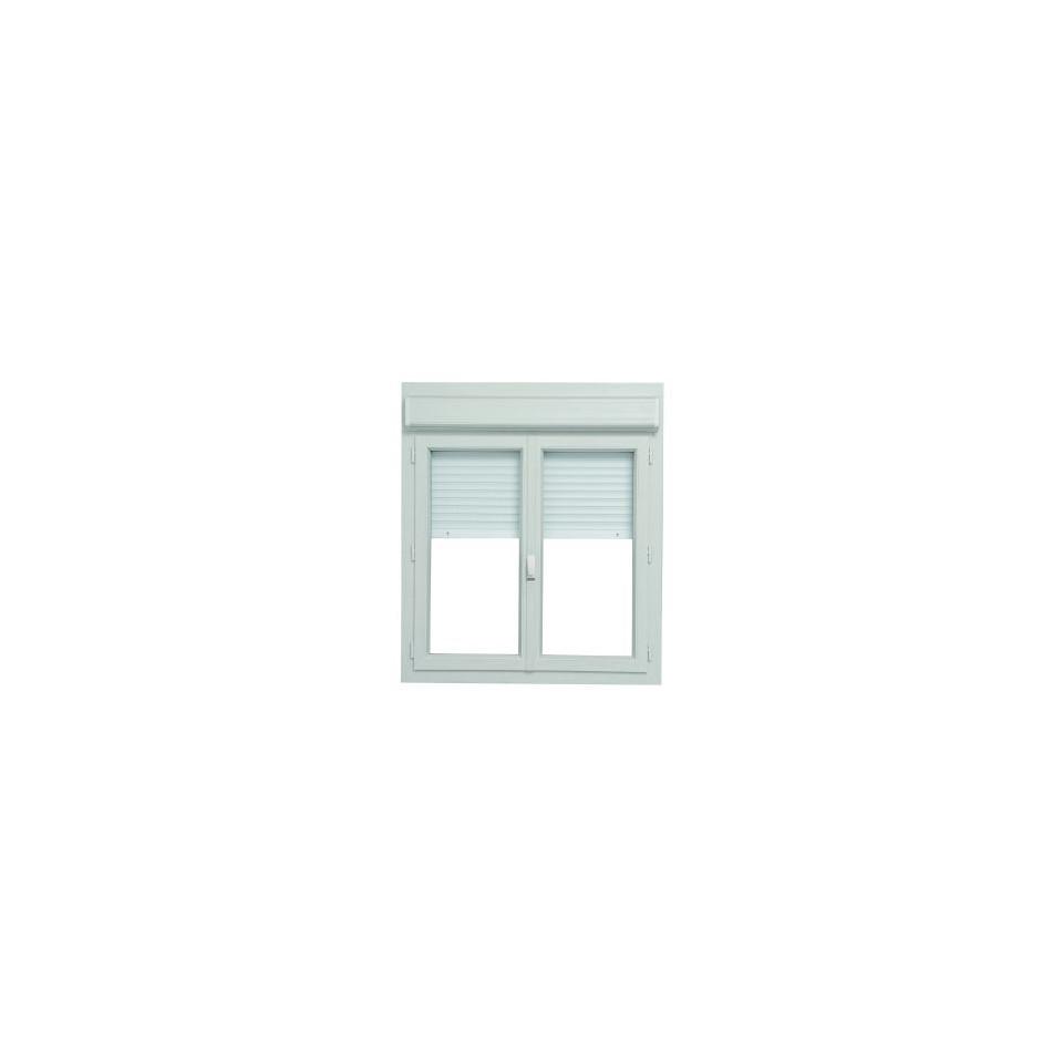 Fenêtre Porte Fenêtre Pvc Gx Lock Avec Coffre Volet Intérieur