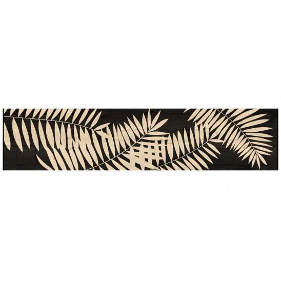 Cadre décoratif pano Jungle