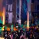Mur décoratif Element 3D My City-2