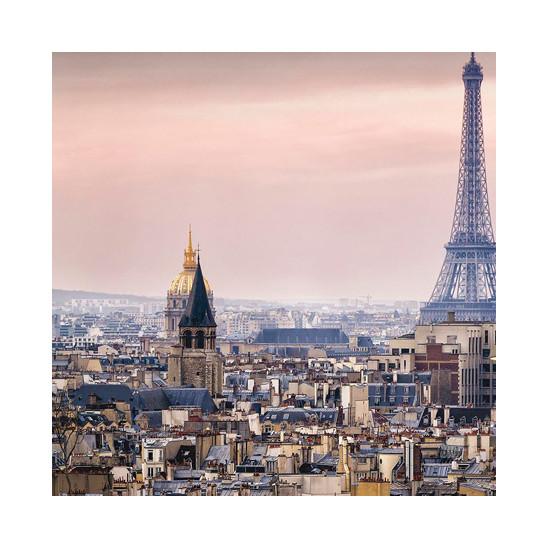 Mur décoratif Element 3D Tour Eiffel