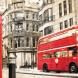 Mur décoratif Element 3D London bus-1