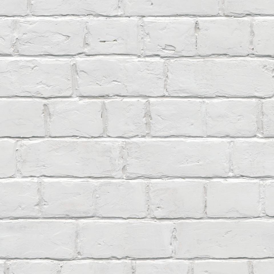 Mur Effet Brique Blanche revêtement element 3d brique blanche