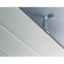 Accroche métallique pour plafond