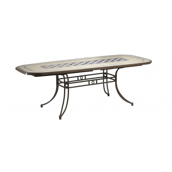 Table de jardin Vérona 220 x 100 cm