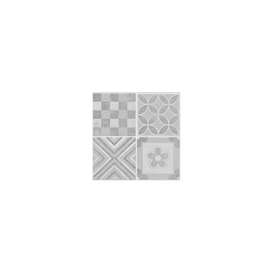 Revêtement Element 3D ciment 2 carreaux