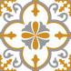 Carreaux adhésifs Square Flore-1