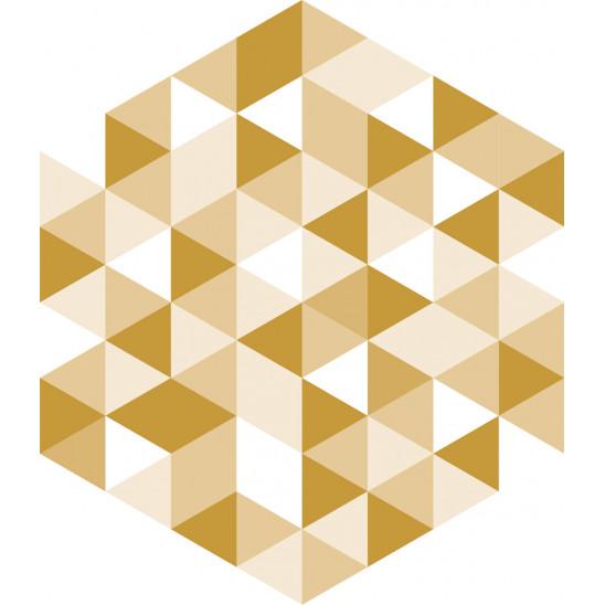 Carreaux adhésifs Diamond Facette