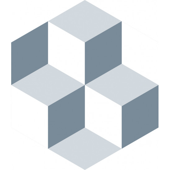 Carreaux adhésifs Diamond Kube