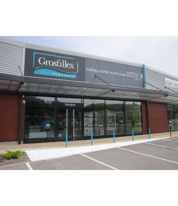 Grosfillex Fenêtres NIVOLAS-VERMELLE