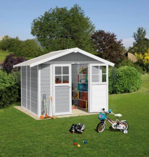 comment ranger son abri de jardin grosfillex. Black Bedroom Furniture Sets. Home Design Ideas