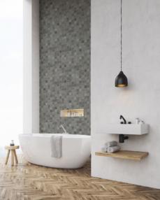 Dekorative Wandverkleidung Element 3D Mosaike
