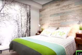 Une nouvelle chambre ambiance nature !