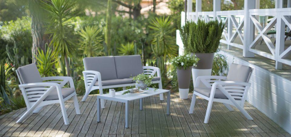 Mobilier et déco outdoor : un jardin « totale ambiance ...