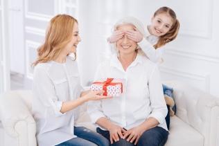 Quel cadeau pour la fête des grands-mères ?