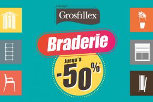 Vente usine Grosfillex les 12, 13 & 14 juin 2...