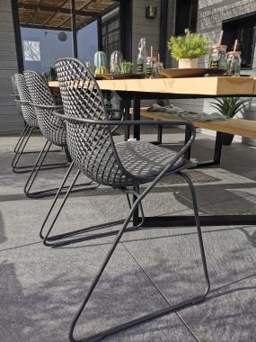 chaise résine design chaise design extérieur chaise de jardin design