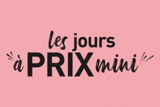 LES JOURS À PRIX MINIS – MAGASIN D'USINE GROS...