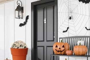DIY – Idée de décoration effrayante pour Hallo...