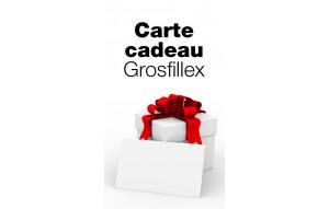 Modèle Carte cadeau